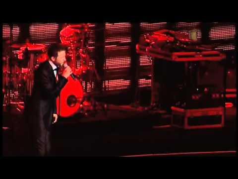 JOVANOTTI-COME MUSICA-LIVE-SAFARItour 2008