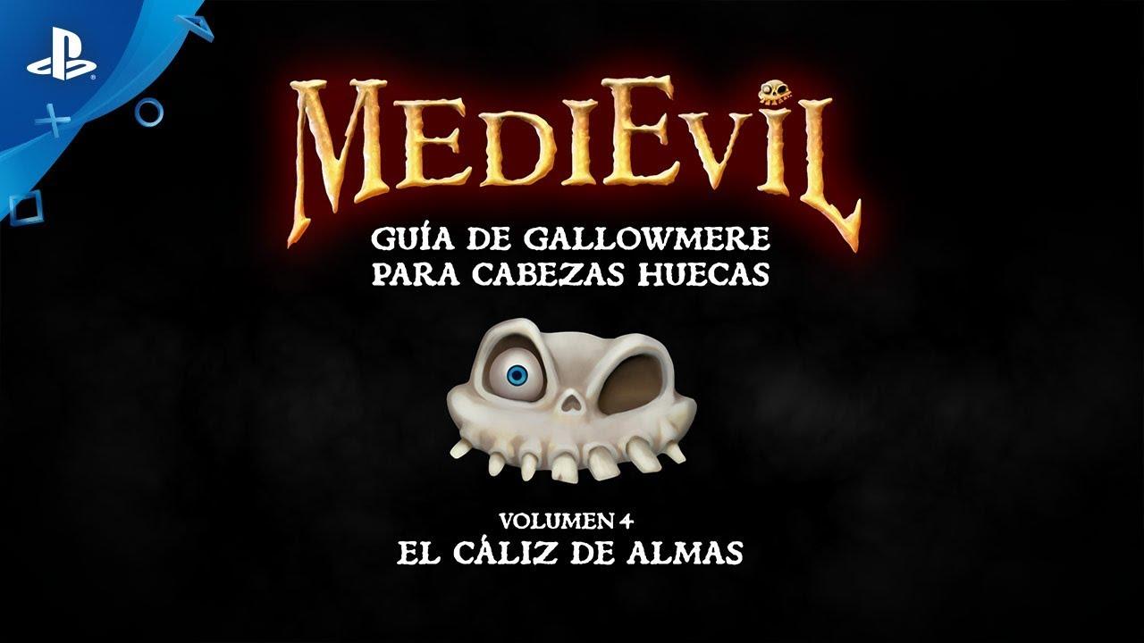 MediEvil: Guía de Gallowmere para Cabezas Huecas Volumen 4