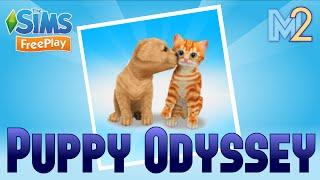 Sims FreePlay - Puppy Quest (Tutorial & Walkthrough)