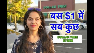 Dollar Tree Store In USA | $1 Store | Pardesi Life | 2019
