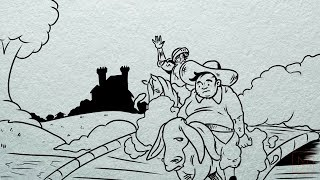 Мигель де сервантес сааведра хитроумный идальго дон кихот ламанчский сюжет