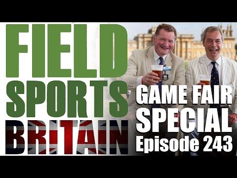 Fieldsports Britain – CLA Game Fair Special