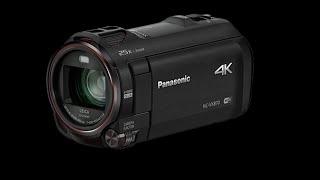 Panasonic HC VX870 Camcorder Review