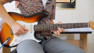 The Beatles - Fixing A Hole - Guitar Cover