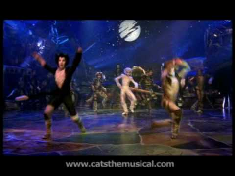 The Jellicle Ball dance – HD from Cats the musical – the film