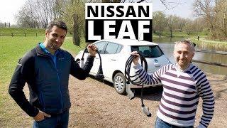 Nissan Leaf - męskich nie było