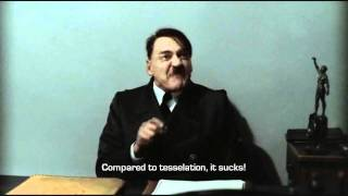 Pros and Cons with Adolf Hitler: Normal Mapping.