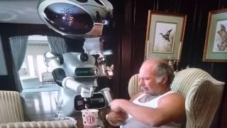 Rocky 4 Paulies Robot Girlfriend Scene!