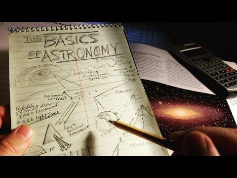 The Basics of Astronomy | ASMR