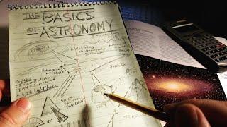 The Basics Of Astronomy   ASMR