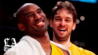 Pau Gasol reflects on the loss of his 'brother,' Kobe Bryant