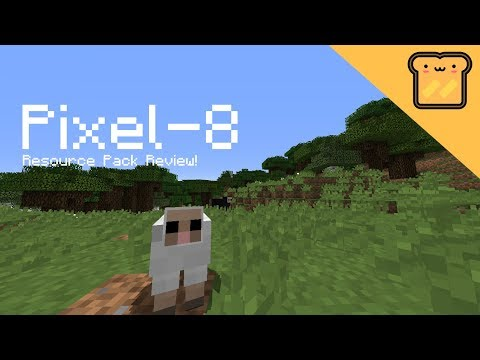 8x8 Pixel 8 New Items In V10 Minecraft Texture Pack
