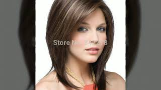 Haircut For Short Hair,layers And Wavy For Female