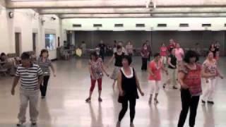 Line Dance: Cumbia Semana