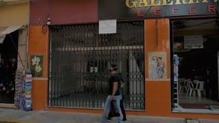 Negocios Cerrados, El Reflejo De La Crisis Económica En Bolivia