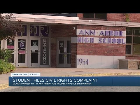 Complaint states Ann Arbor teacher created racially hostile environment for Black students