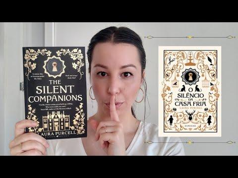 [Eu li] The silent companions (O silêncio da casa fria), Laura Purcell
