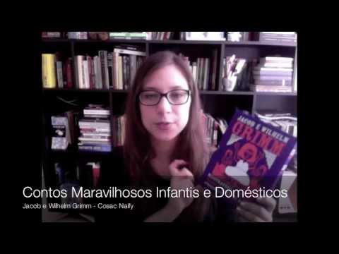 Contos Maravilhosos Domésticos e Infantis - Vamos falar sobre livros? # 15
