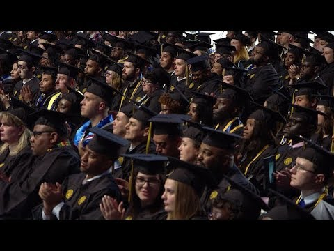 UMUC Commencement: Sunday Afternoon Ceremony - May 13, 2018