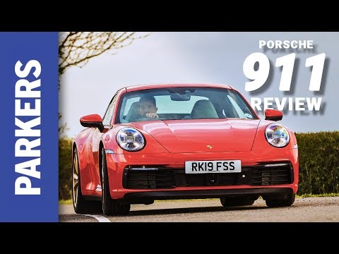 Porsche 911 Coupe Review Video