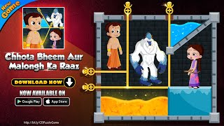 Chhota Bheem aur Malongh Ka Raaz Game | Download Now on Android & iOS