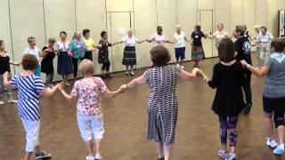 IL CANTICO DELLE CREATURE (The Hymn of Creation) - Italian Circle Dance