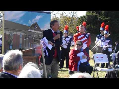Video: Sullivan County Middle School groundbreaking