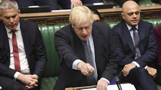In full: MPs debate Boris Johnson's Brexit deal | ITV News