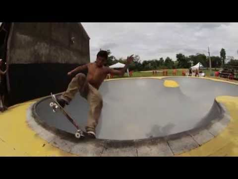 Best Trick + Demo Murilo Peres no Vert in Roc¸a - Sunday Bowl Rider
