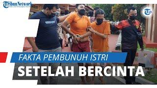 Pecandu Sabu dan Punya Istri Siri, Ini Fakta-fakta Pembunuh Istri setelah Bercinta di Bangka Selatan