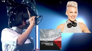 P!nk and Sia explain how 'Waterfall' came about! - Interview