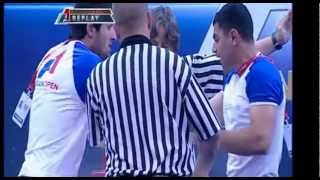 Драка на турнире А-1, штраф и дисквалификация 2 года
