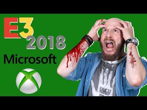Конференция Microsoft на E3 2018: Алексей Макаренков разбирает конфу по косточкам (видео)