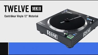 Rane DJ Twelve Mk II - Video