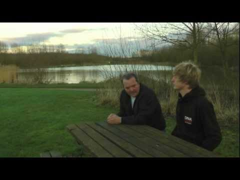 CARP FISHING : BRIERLEY POND PROJECT