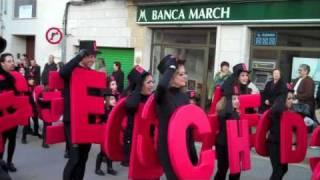 preview picture of video 'Algaida Mallorca Carnaval 2011'