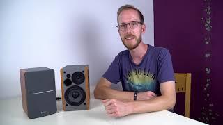 Edifier Studio R1280DB - Die Wunderlautsprecher? [Review]