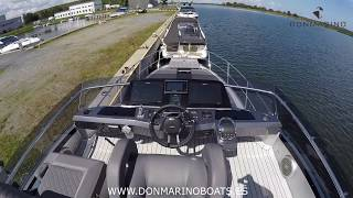 2018 GALEON 360FLY  WALKTHROUGH | DONMARINOBOATS.ES