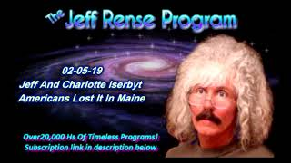 Jeff And Charlotte Iserbyt - Americans Lost It In Maine