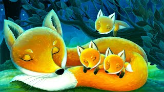 Kids Sleep Meditation FREDDIE THE FOX Helps You Fall Asleep Fast (Children's Meditation Sleep Story)