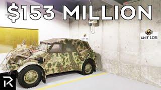 Inside A $153 Million Dollar Doomsday Complex