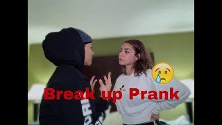 IT'S TIME TO BREAK UP WITH MY GIRLFRIEND. I CAN'T DO THIS ANYMORE