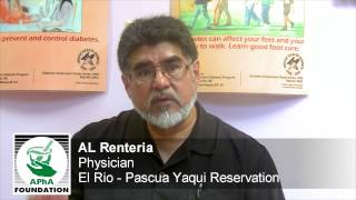 El Rio Community Health Center - Pascua Yaqui - Before Project IMPACT: Diabetes