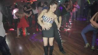 "Alon and Nahir @Social Sensual bachata dance ""En Todo Fuiste La Mejor"""