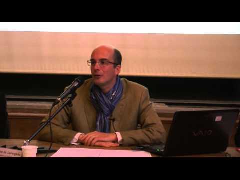 Vidéo de Matthieu Bréjon de Lavergnée