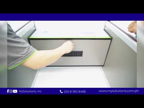 ZKTEco Walkthrough Metal Detector - Installation Guide