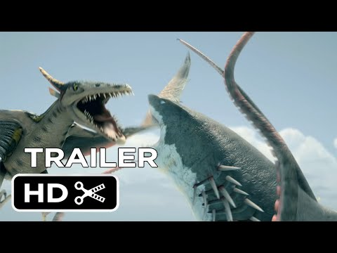 Download SHARKTOPUS VS. PTERACUDA (2014) Official Trailer Mp4 HD Video and MP3