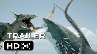Trailer of Sharktopus vs Pteracuda (2014)