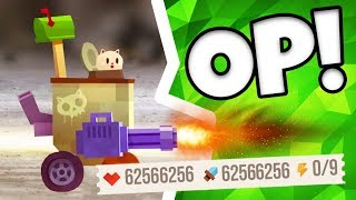 Cats | THE MOST OVERPOWERED CAR EVER | Cats Crash Arena Turbo Stars