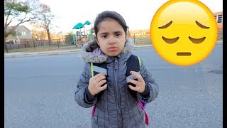 Reema's First Day At Her New School..